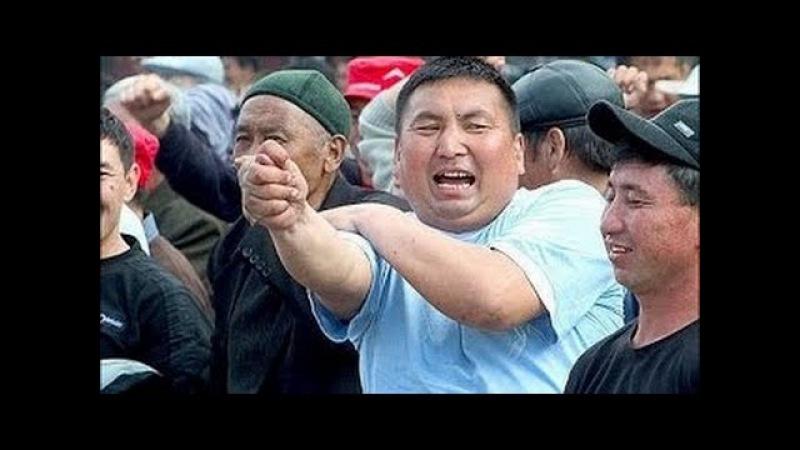 Константин Сивков Почему киргизы выгнали американцев