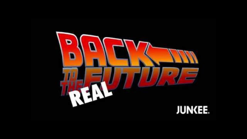 Back to the Future II 2015 vs Real 2015