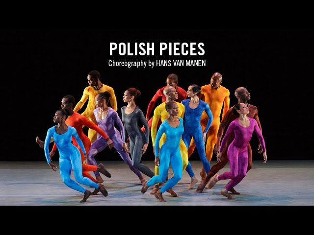 Alvin Ailey Polish Pieces by Hans van Manen