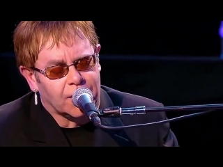 Elton John - Sorry Seems To Be The Hardest Word ( Live at the Royal Opera House - 2002)