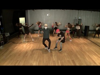 GD& [BIG BANG] - ZUTTER [DANCE PRACTICE]