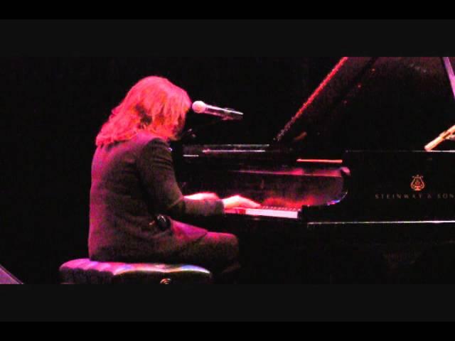 Happy Birthda Nicole Pesce on piano