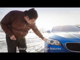 Тест-Драйв от Давидыча BMW M5 F10