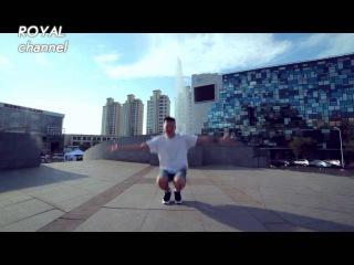 Tez cadey - Seve // Mongolian guys dancin shuffle raver //