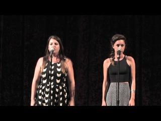 "National Poetry Slam Finals 2014 - ""Say No""  Olivia Gatwood, Megan Falley"