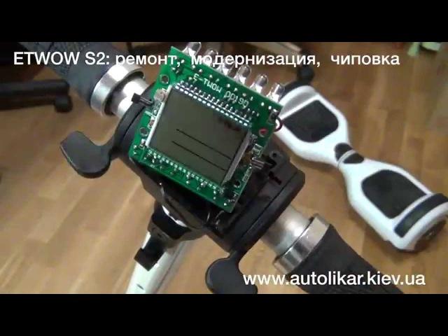 Etwow s2 добавляем мощности (переделываем eco в booster) www.autolikar.kiev.ua/prod_18/