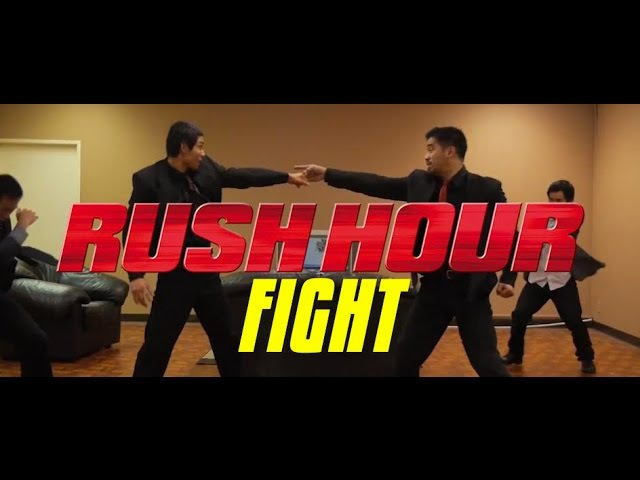 Rush Hour 4 - Not In A Rush
