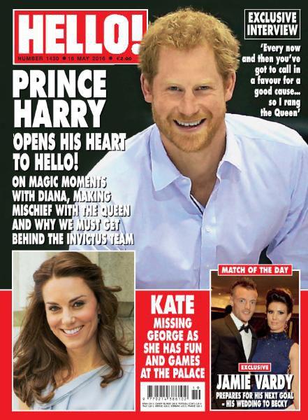 Hello! Magazine - 16 May 2016
