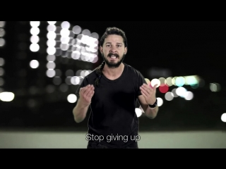 "Enjoykin - (shia labeouf) - "" just do it ""."