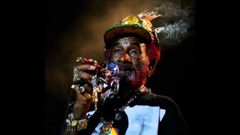 Lee Scratch Perry Panic in Babylon