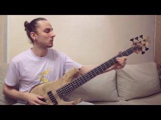 Roman Aleksejevnin — Bock to bock (Wes Montgomery solo transcription)