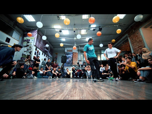 Bacon vs Yadro - Young Fresh VOL.2 2015