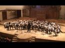 Оркестр гитаристов. П.И.Чайковский. Вальс цветов из балета Щелкунчик