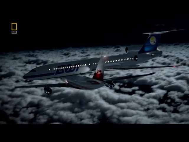 Секунды до катастрофы Столкновение в небе National Geographic HDTV 720p