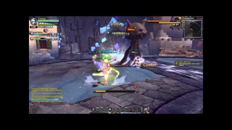[Dragon Nest] New Lv90 Daedalus Nest Stage 4 (Sniper POV)