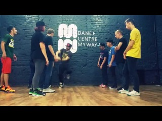 Spitfire aka Young Maddman #Myway Dance Centre