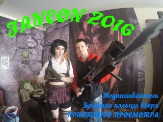Let's Live - FANCON 2016 в Уфе