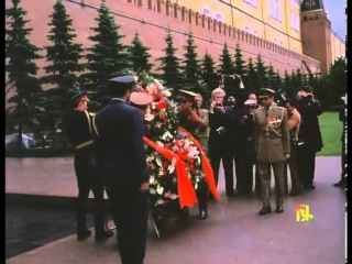 Prime Minister Indira Gandhi Visits USSR