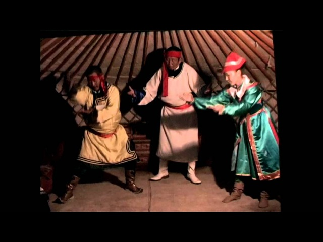 Mongolian traditional dance Byad bilgee Баяд биелгээ