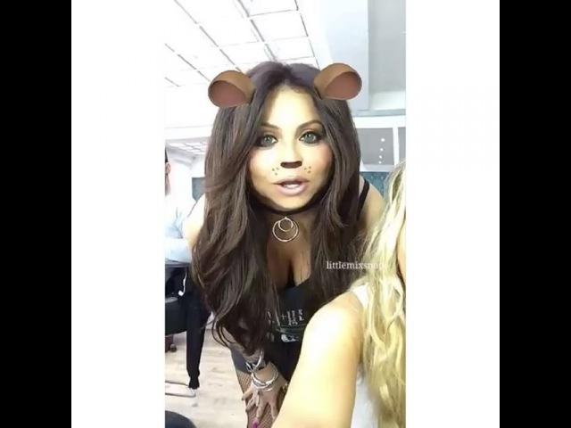"Little Mix Perrie Snapchat on Instagram Herro 😂 • 8 2 2016 via perriesnap • littlemix littlemixsnapchat jadethirlwall perrieedwards jesynelson leighannepinnock…"""