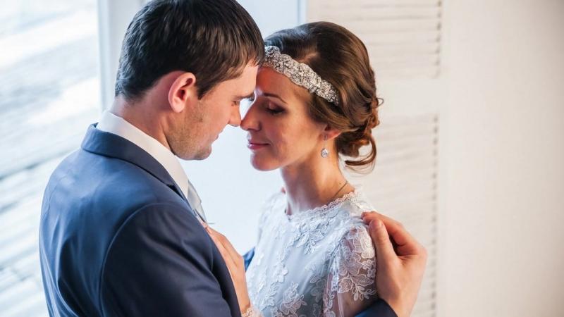 Оксана и Костя: свадебная фотосессия