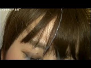 Бегунья трусцой (японка,секс,минет,creampie, solowork, facials, school swimsuit, deep throating, muscle)