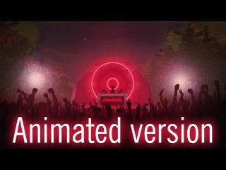 Sergey Eybog - Everlasting Summer | RaymanRave Remix (Animated ver.)