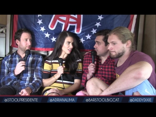 Adriana lima interview on the barstool casting couch