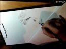 Speed Drawing Яна Крюкова