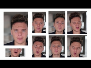 Zara larsson mnek never forget you acapella cover