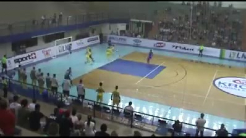 Brazil League Round 2 ALAF Lajeado 3x3 AD Jaraguá Futsal