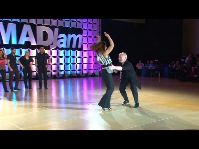 MADjam 2016 Champions Strictly Swing Final Stephen White Lemery Rollins