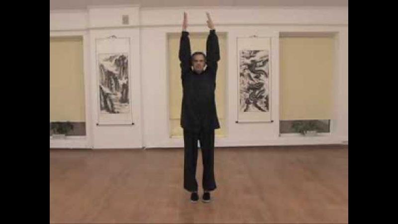 Daoyin Yangsheng Gong for lungs and bronchi №1 with Dr Butrimov Russian Daoyin Association