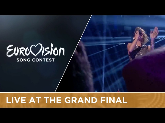 LIVE Barei Say Yay Spain at the Grand Final of the 2016 Eurovision Song Contest