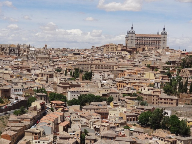 Толедо Toledo экскурсия по достопримечательностям старинного испанского города