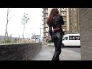 девушка на мотоцикле/ экипировка dainese avro div lady D1 мототаня