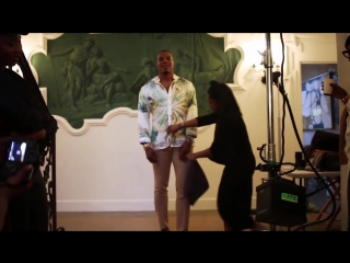 Cam Newton Surprises Mom with Special Mothers Day Photo Shoot