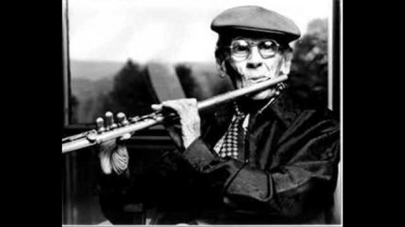 Ibert-Flute concerto 1st mvt, Marcel Moyse, Flute