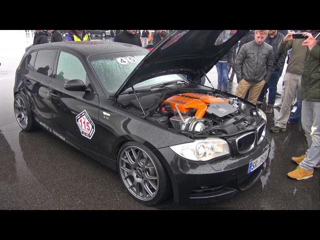 750HP BMW 150i G POWER BI COMPRESSOR V10