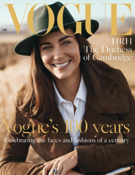 Vogue UK - June 2016
