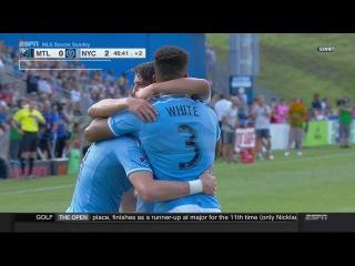Монреаль Импакт 1:3 Нью-Йорк Сити | 21-ый тур MLS