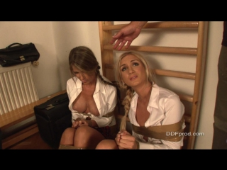 Nessa devil  cameron gold - innocent schoolgirls get bound