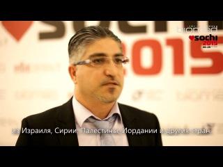 Международный стоматологический конгресс в Сочи-2015. 5. Dr. Younis Aiman.