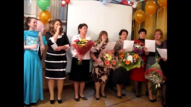 2013.05.25 Последний звонок 11 кл выпуск Васильченко Е.Т.