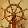 Штурвалы и изделия из дерева ручной работы