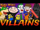Kids' English | Villains Superheroes Super Powers Minions Spiderman! | Wiki for Kids at Cool School