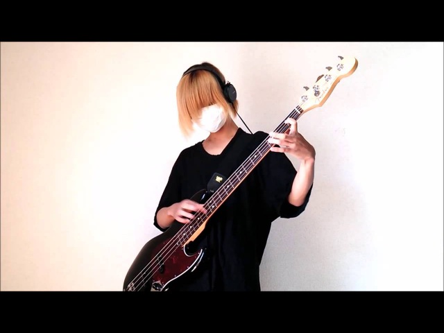 THE ORAL CIGARETTES 『狂乱 Hey Kids 』 bass cover  ノラガミ ARAGOTO OP FULL