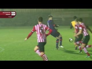 Southampton under-23s 1-2 arsenal under-23s