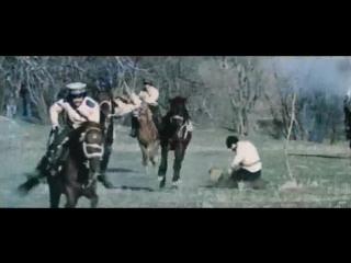 Золотая голова мстителя (1988). Погоня казаков за повстанцами в Туркестане