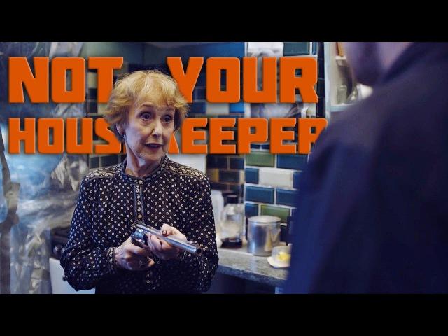 Not your housekeeper! | Mrs Hudson [Sherlock BBC]